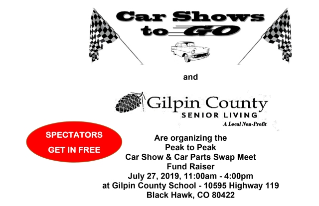 Gilpin Car Show New Flyer 3-4-19 Half Page