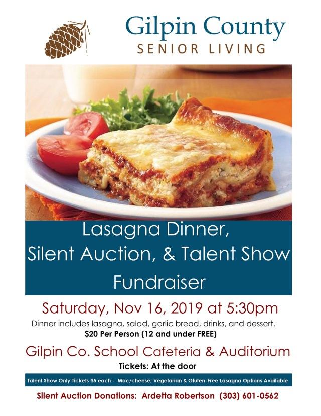 Lasagna Dinner Flyer-2019